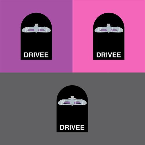"Logo Concept for ""DRIVEE"""