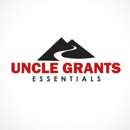 Abstract Logo concept Uncle Grants Essentials