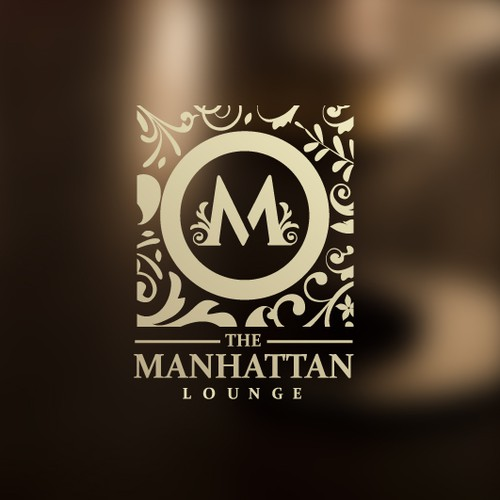 Manhattan Lounge - new logo & business card