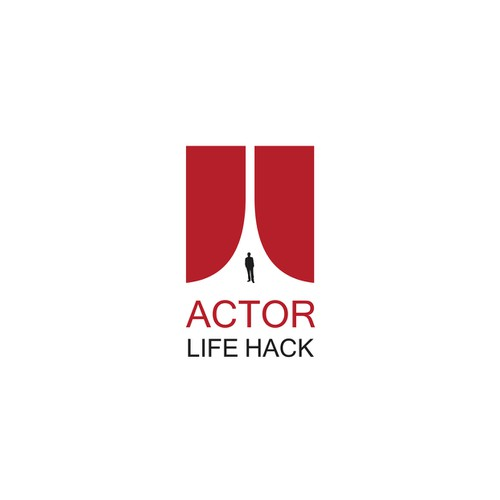 Logo for Actor Life Hack blog