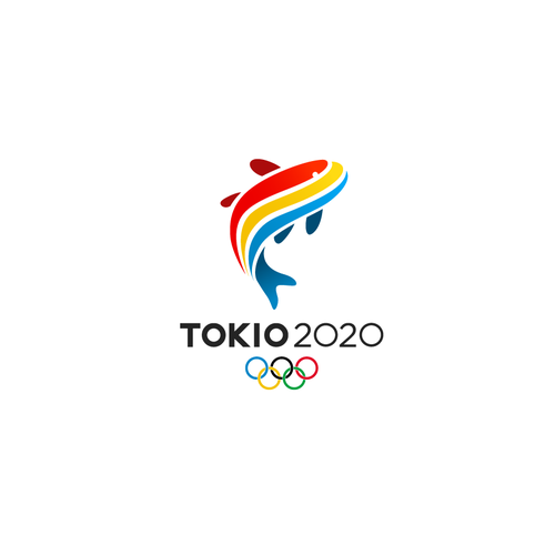 Dynamic Logo design for Tokio2020