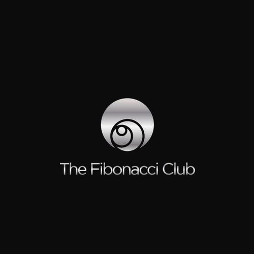A Fibonacci Spiral Logo For Private Members Club