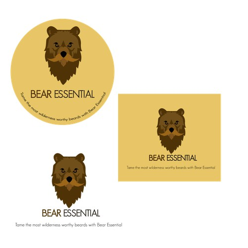 Logotipo for Beard products