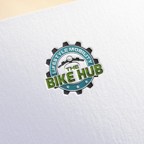 The bike hub