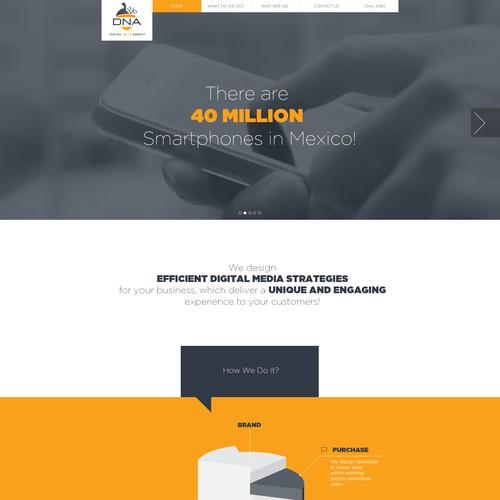 DNA Website