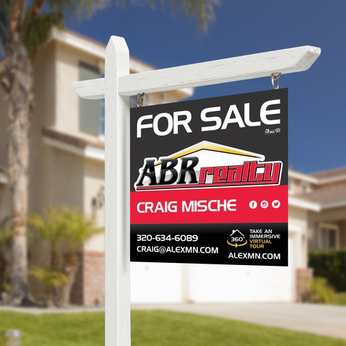 Craig Mische Yardsign