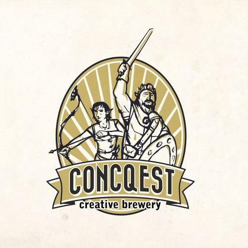 Fantasy Beer Brewing Company Logo