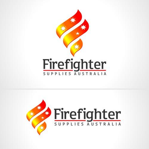 Firefighter Supplies Australia Logo