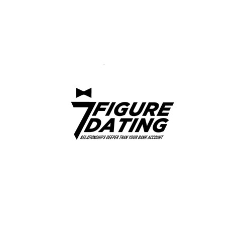 Luxurious dating logo