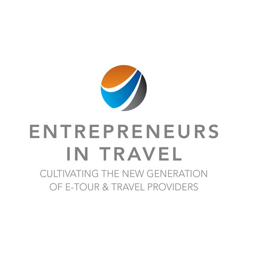 Help Entrepreneurs In Travel with a new logo