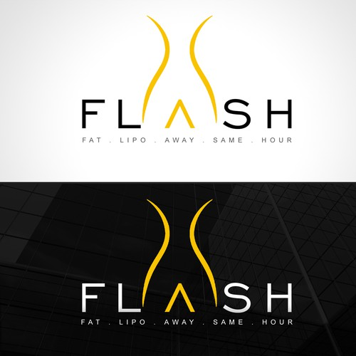 Amaazing Flash Logo Concept!