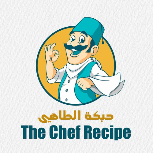 Logo for The Chef Recipe