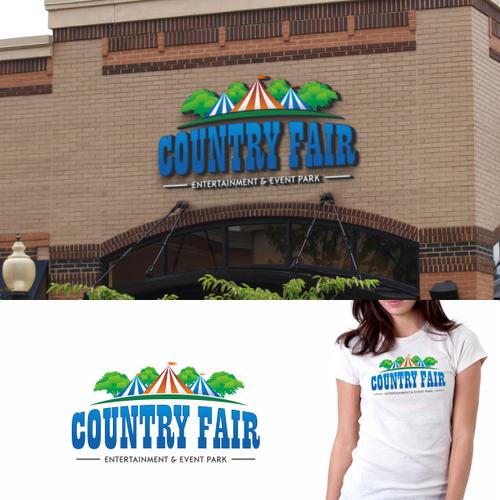 logo design for country fair