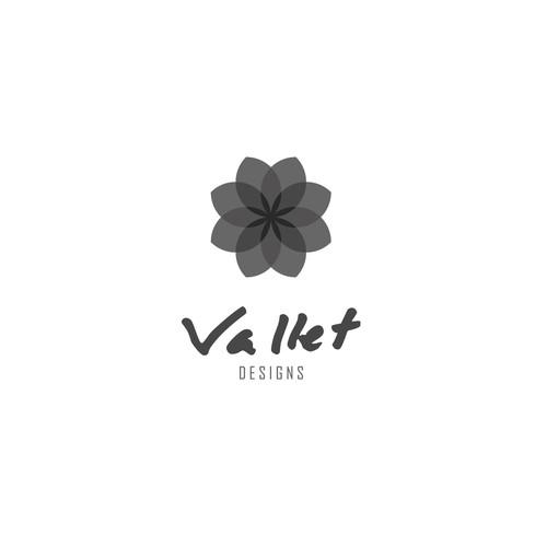 Logotipo Vallet Designs