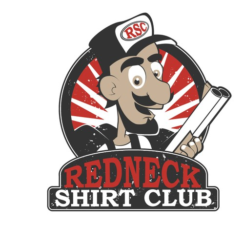 Help Redneck Shirt Club with a new logo