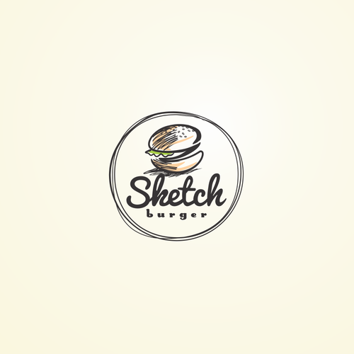 Logo for Sketch Burger