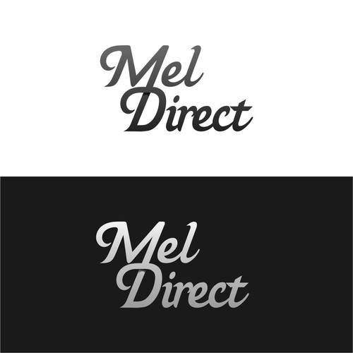 Logo Design Concept for MelDirect