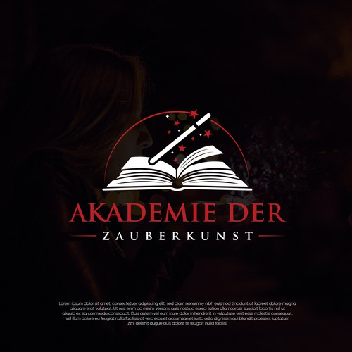 Magic school logo