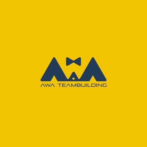 logo for AWA Teambuilding