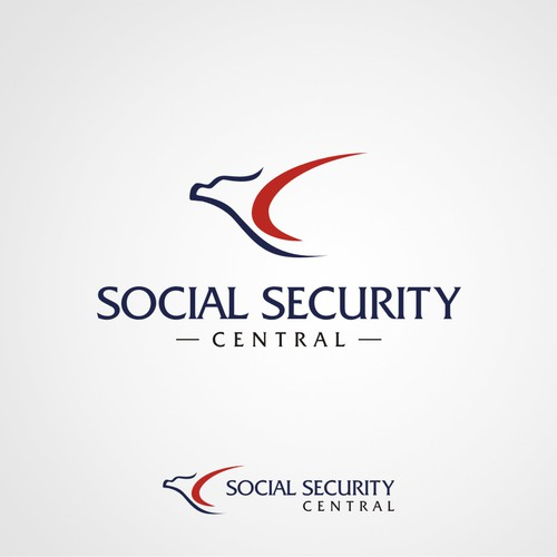 Clean Logo for Social Security Central
