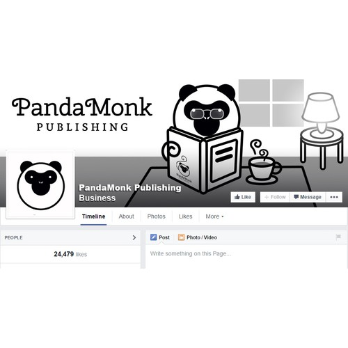 Facebook Cover for Book Publishing Company