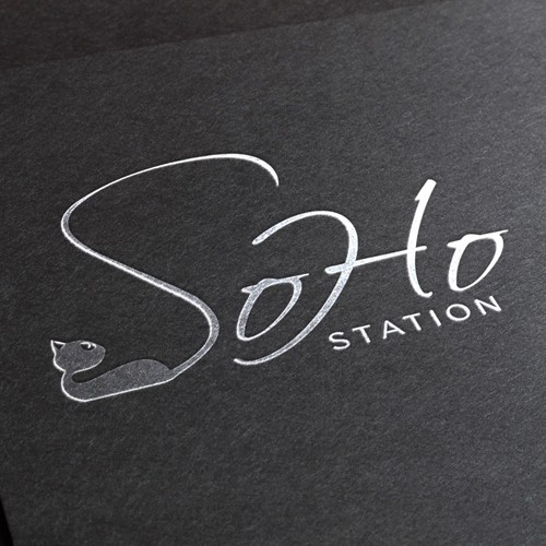 Logo creation for new fashion site - SoHo Station