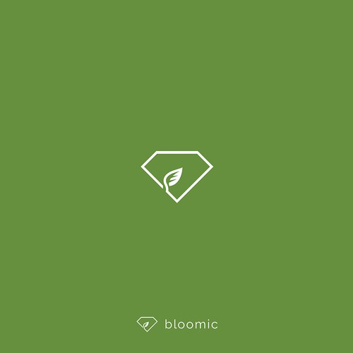 Logo for smart plant growth tech company