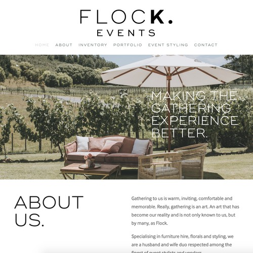 Flock Events