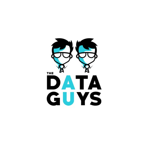 Logo for Data company