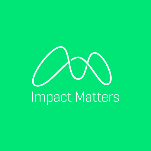 "Logo Concept for ""Impact Matters"""