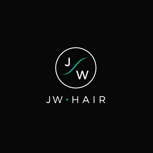 Stylish logo for a Hairdressing salon