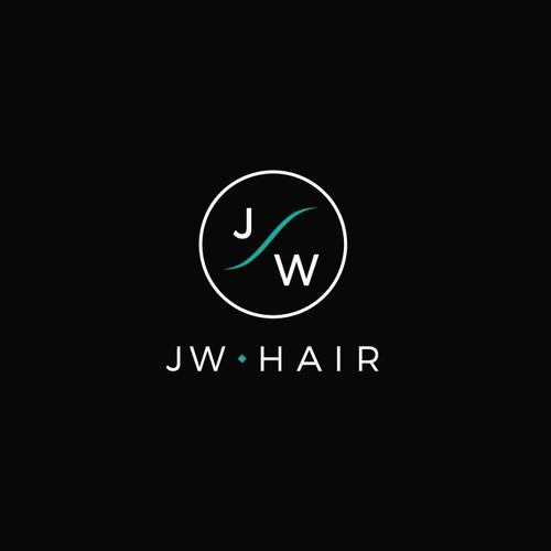 Stylish logo for a Hairdressing salon