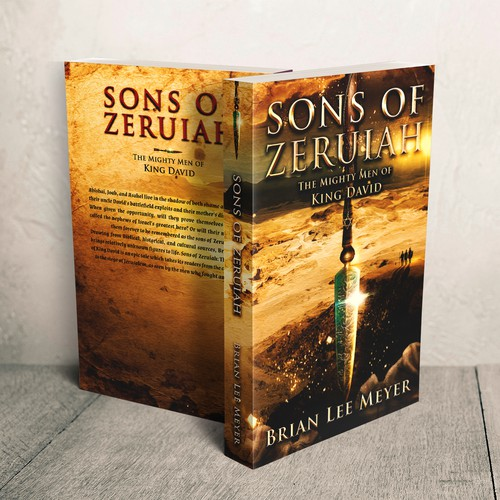 Sons of Zeruiah, by Brian Lee Meyer