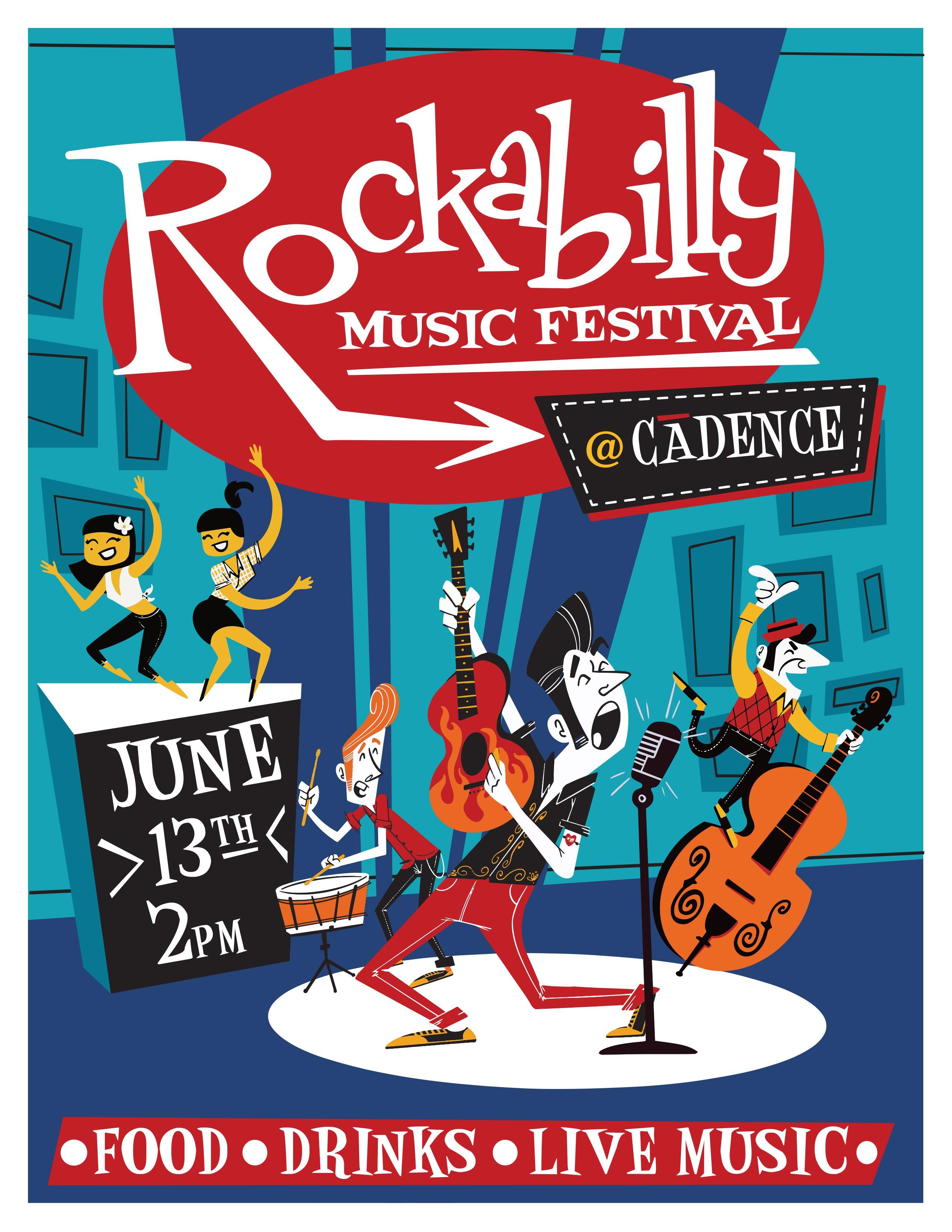 RockaBilly Music Festival