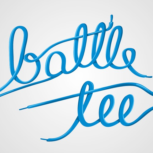Help Battle tee with a new logo