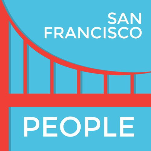 San Francisco People Podcast Cover Art