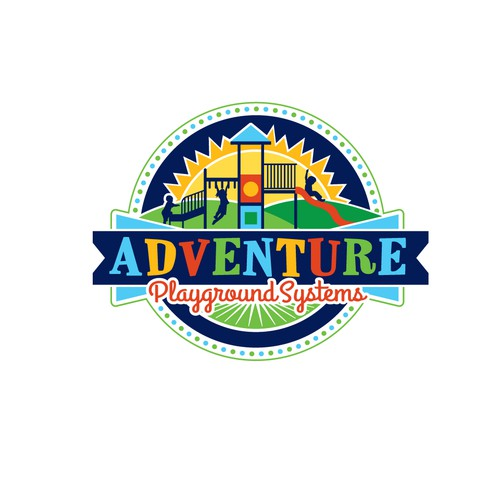 Logo Design for Adventure Playground Systems