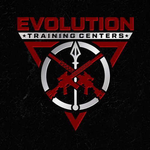 "Brand Identity for ""Evolution Training Centers"""