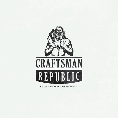 logo for craftman republic