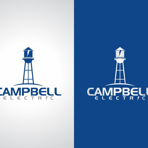 Campbell Electric needs a new logo