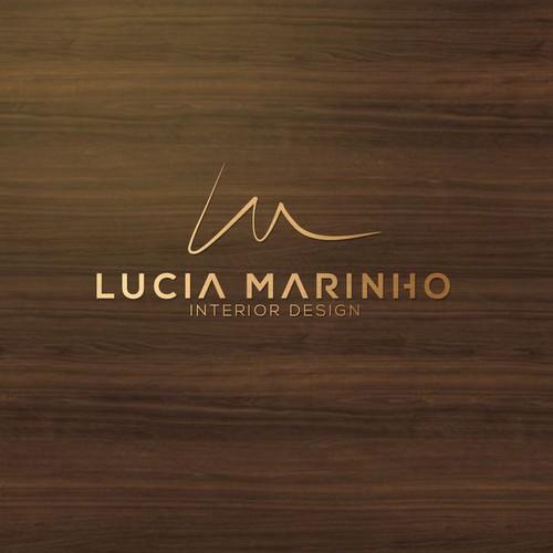 Lucia Marinho Logo