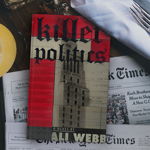 Killer Politics eBook Cover