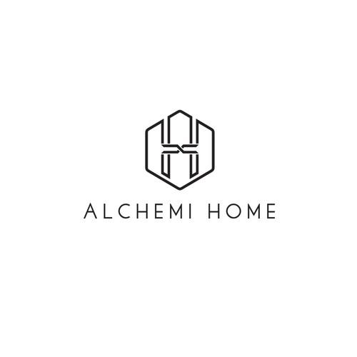logo for Alchemi Home