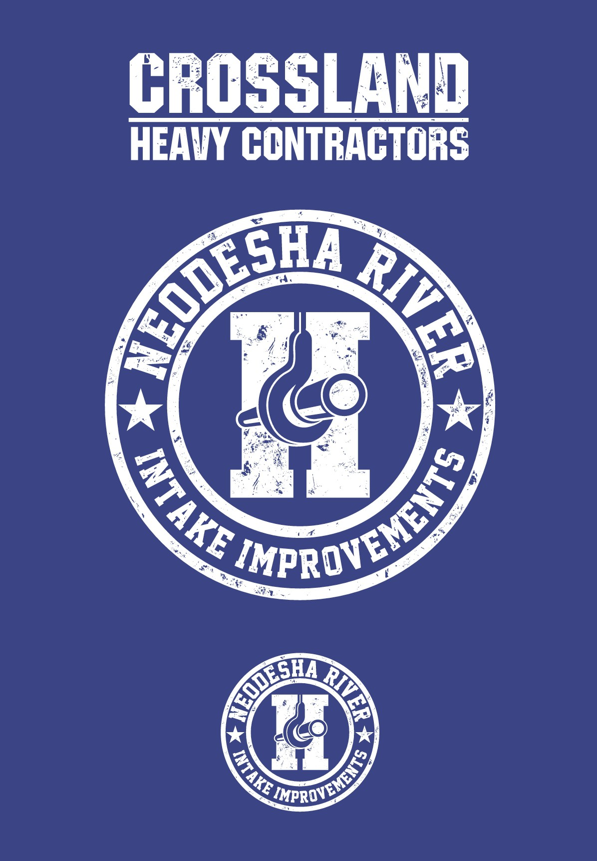 Crossland Heavy Neodesha River Intake Improvements.