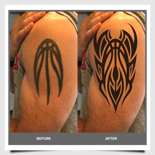Rebuild Tattoo