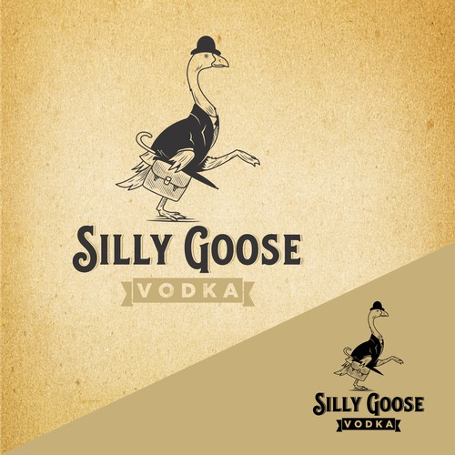 SILLY GHOOSE VODKA