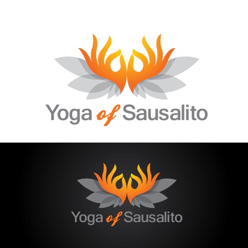 Give a facelift to a tired yoga studio logo
