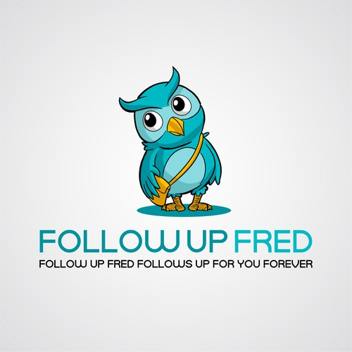Follow Up Fred logo