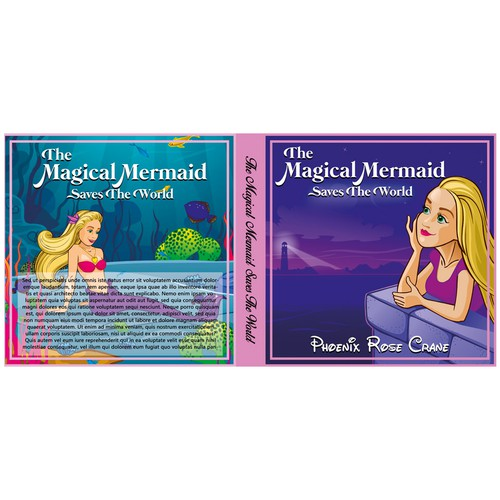 The Magical Mermaid Saves The World