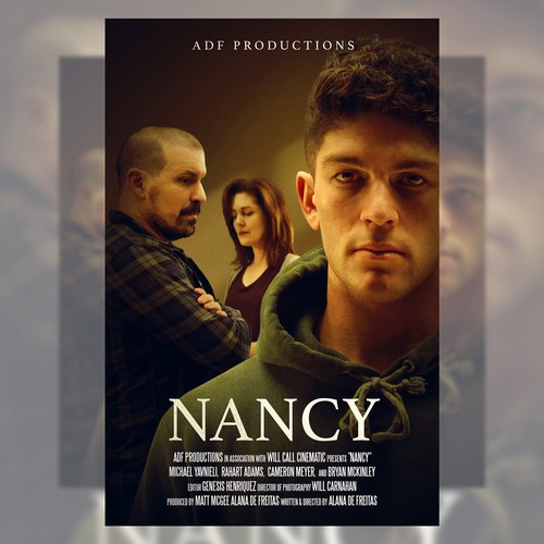 Film Poster - Nancy